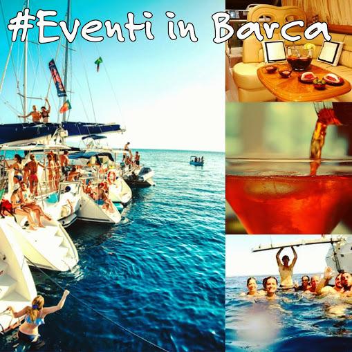 Eventi in Barca a vela, Yacht o Catamarano